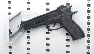 Pistol Peg Cap