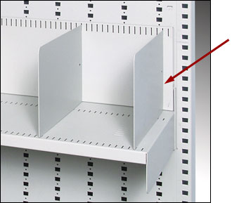 Weapon Shelf Dividers