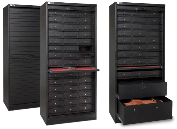 Weapon storage cabinets