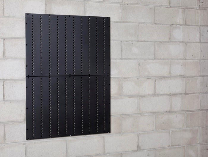 Weapon wall panel